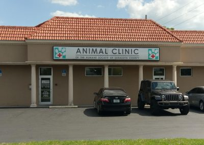 Animal Clinic for the Humane Society